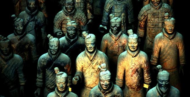 """Đế chế """"bị khinh rẻ"""" của Tần Thủy Hoàng vùng lên như thế nào?"""
