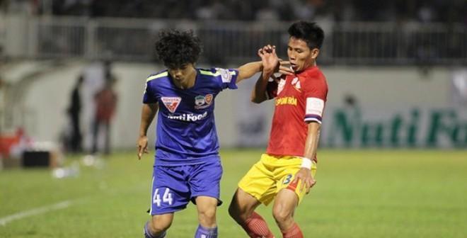 Sốc: HAGL đối mặt nguy cơ thua ngược Khánh Hòa 0-3