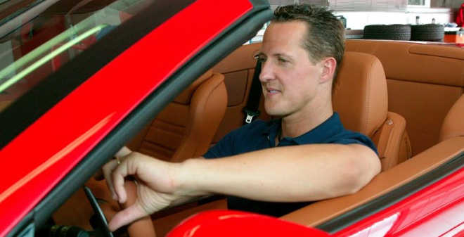 """Tai nạn kinh hoàng đã """"ngốn"""" của gia đình Schumacher bao nhiêu tiền?"""