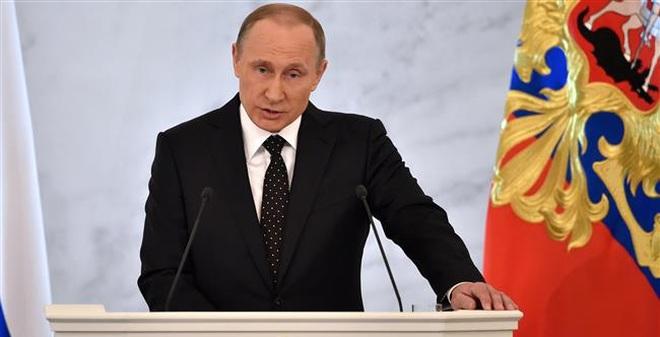 Toàn văn Thông điệp Liên bang 2015 của Putin