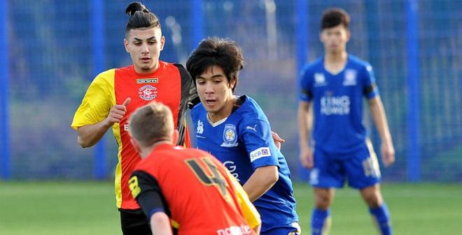 Chuyện về 30 cầu thủ Thái Lan ăn tập tại Leicester City