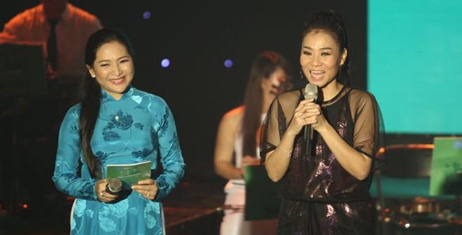 Thu Minh nhớ cái xoa đầu của bác Phan Huỳnh Điểu