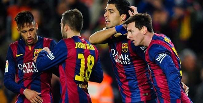 Messi tỏa sáng, Barca dễ dàng đánh bại Villarreal