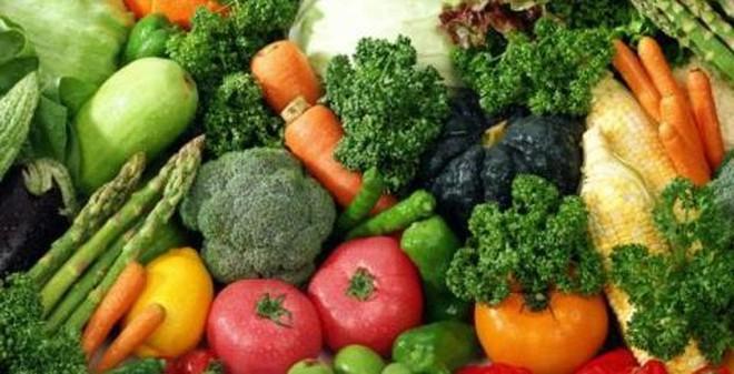 Kinh nghiệm chọn rau, thịt không độc hại