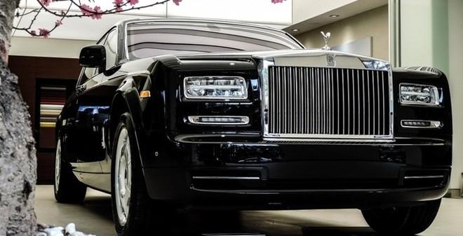Chiếc Phantom series II thứ 2 về VN trị giá 30 tỷ đồng đã có chủ