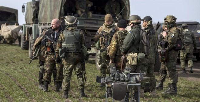 Chân dung người phụ nữ nguyện bảo vệ Mariupol cho quân đội Ukraine
