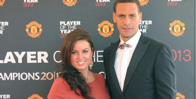 Vợ trung vệ Rio Ferdinand qua đời vì ung thư ở tuổi 34