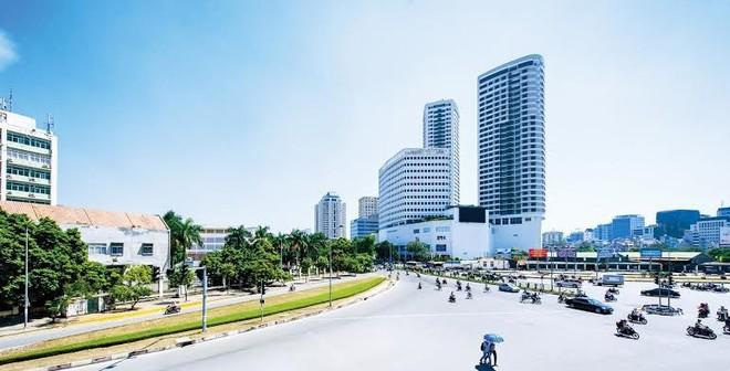 Đại gia Hồng Kông mua đứt 'tháp đôi' Indochina Plaza Hà Nội