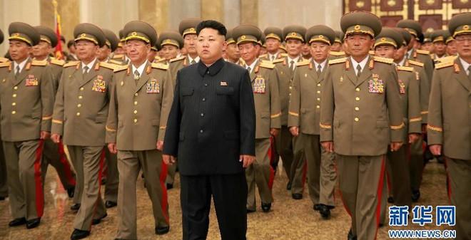 """Triều Tiên tuyên bố về lễ duyệt binh làm Bắc Kinh """"hụt hẫng"""""""