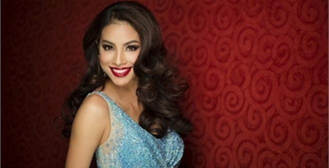 Bật mí bất ngờ về Phạm Hương ở Hoa hậu Hoàn vũ 2015