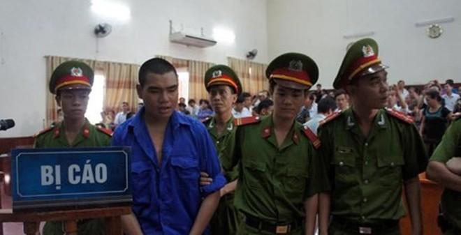 Kẻ thảm sát 4 người ở Nghệ An kháng cáo xin… tù chung thân