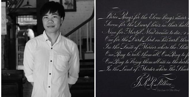 Gặp chàng trai Việt được 3 tạp chí nước ngoài ca ngợi