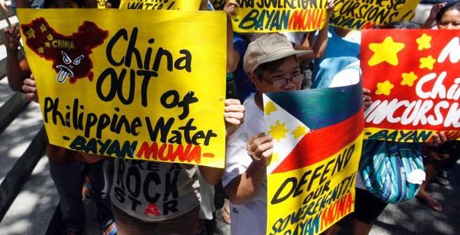"""""""Phương án dự phòng"""" của Trung Quốc nếu Philippines thắng kiện"""
