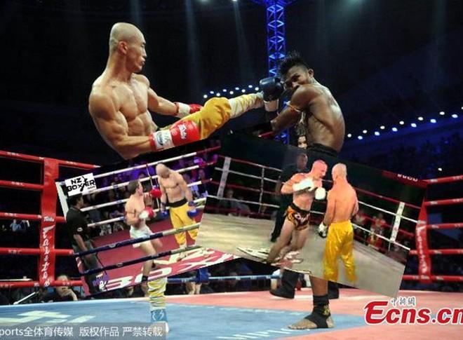 Tuyệt chiêu và sức mạnh đáng sợ của cao thủ Thiếu Lâm thách đấu Từ Hiểu Đông