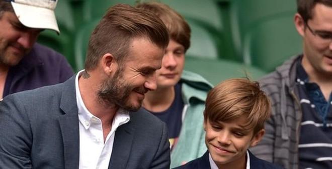 """Sau cậu cả, cậu hai nhà Becks bị Arsenal """"đuổi học"""""""