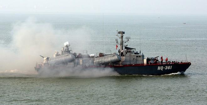 5 khinh tốc đỉnh nhanh nhất của Hải quân Việt Nam