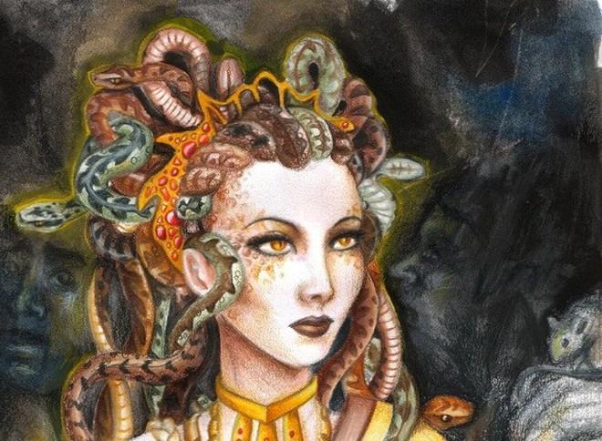 Đi tìm quái vật rắn trong thần thoại Hy Lạp