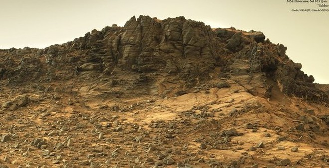 Những hình ảnh gây sốc vì sự giống nhau giữa Trái đất và sao Hỏa