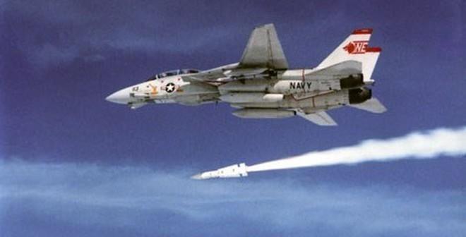 [VIDEO] Tiết lộ cảnh quay F-14 bắn hạ MiG-23