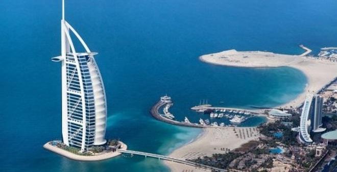 """Điểm mặt những nơi đại gia thường """"đốt tiền"""" ở Dubai"""