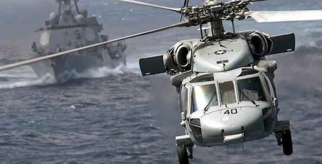 """Bắc Kinh """"nhảy dựng"""" sau chuyến thị sát biển Đông của Tư lệnh Mỹ"""