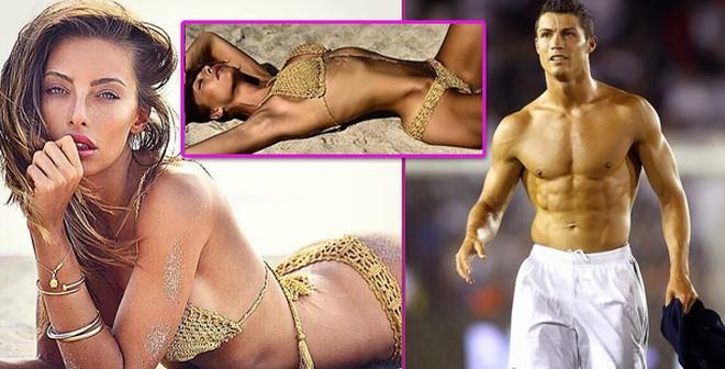 Neymar vui vẻ bên gái lạ, Ronaldo có bạn gái mới?