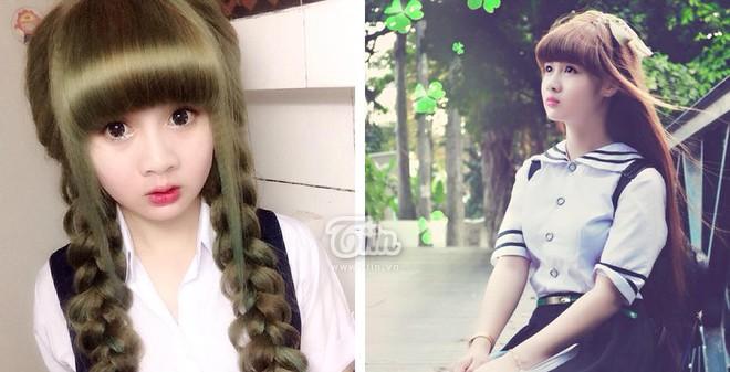 Nữ sinh 21 tuổi xinh như búp bê, bị nhầm là học sinh cấp 2