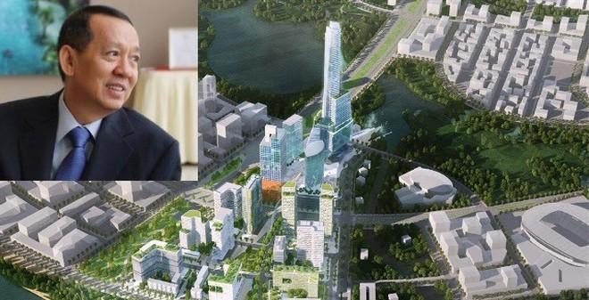 Tiến Phước: Đại gia địa ốc bí ẩn xây tòa tháp cao nhất Việt Nam