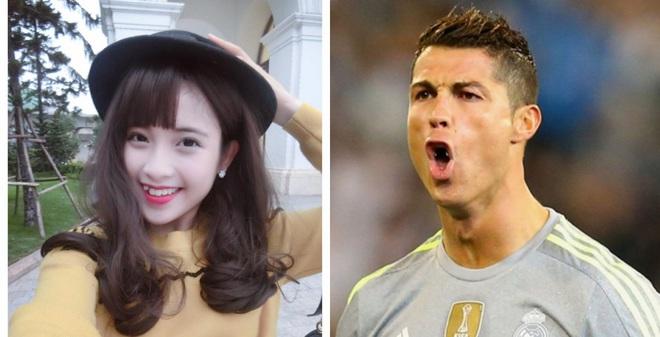 """9X Việt """"nổi như cồn"""" sau 1 đêm nhờ... Cris Ronaldo"""