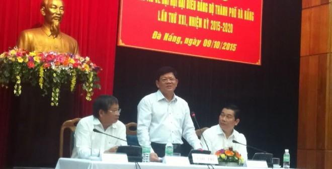 """""""Người Trung Quốc mua đất"""" làm nóng họp báo đại hội Đảng Đà Nẵng"""