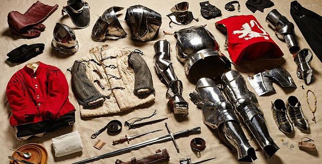 [Chùm ảnh] Trang bị của binh lính Anh Quốc đổi thay qua 10 thế kỷ