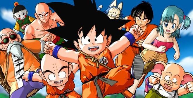 Top 10 bộ truyện tranh gắn liền với tuổi thơ thế hệ 8x 9x