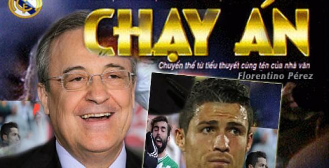 """Ảnh chế: Real Madrid quyết liệt """"chạy án"""" cho Ronaldo"""