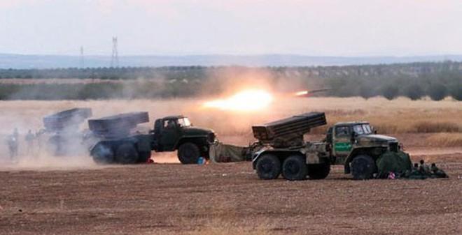 Syria có thể trở thành quân đội mạnh nhất Trung Đông nếu...