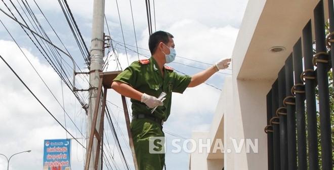CA TP. HCM kiểm tra địa bàn tìm hung thủ vụ thảm sát ở Bình Phước