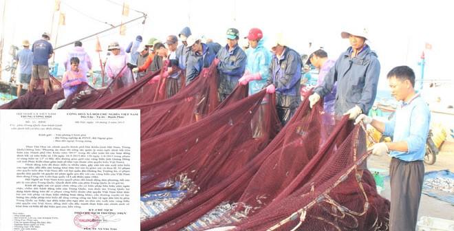 Kiến nghị xua đuổi tàu TQ vi phạm vùng biển chủ quyền của VN