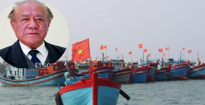 """""""TQ dùng vòi rồng phá tàu ngư dân VN là hành động vô nhân đạo"""""""