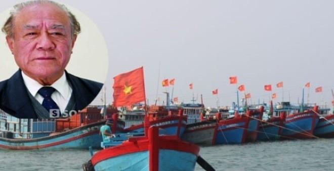 """""""Hành động xả súng tấn công ngư dân là vô nhân đạo, phạm pháp"""""""