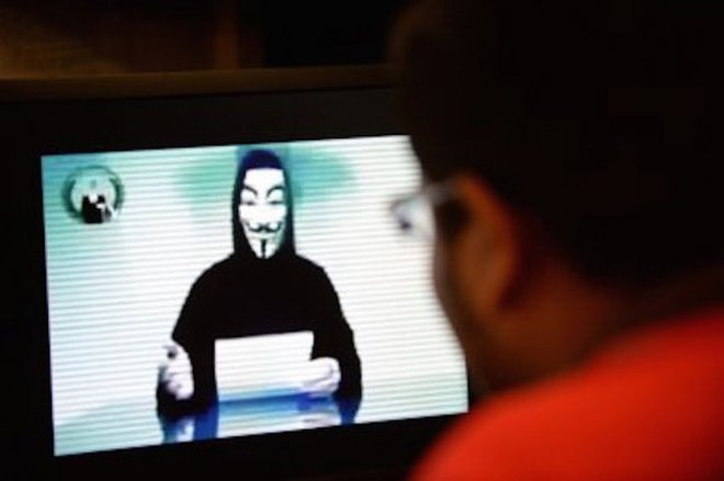Siêu hacker Anonymous: 'Ngày tàn' của Facebook sắp tới
