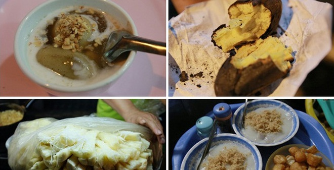 Mùa đông Hà Nội: Không thể không ăn những món này!
