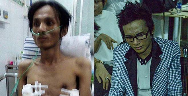 Thái Lan Viên đau đớn, gắng gượng trong vòng tay đồng nghiệp