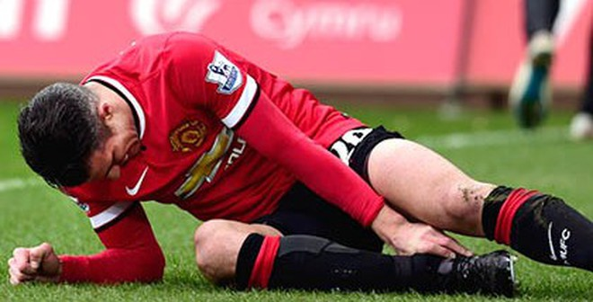 Vắng Van Persie lại tốt cho Man United
