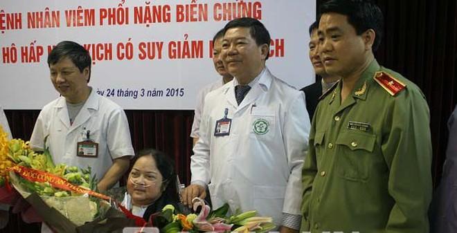 Ca phẫu thuật kỳ diệu tại bệnh viện Bạch Mai