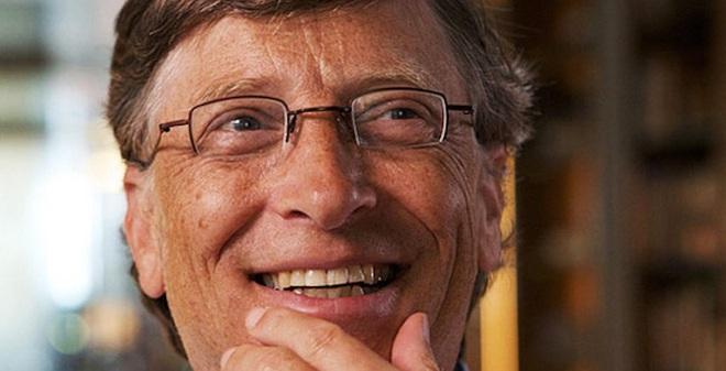 Với 3 thứ này, Bill Gates sẽ thay đổi cả thế giới