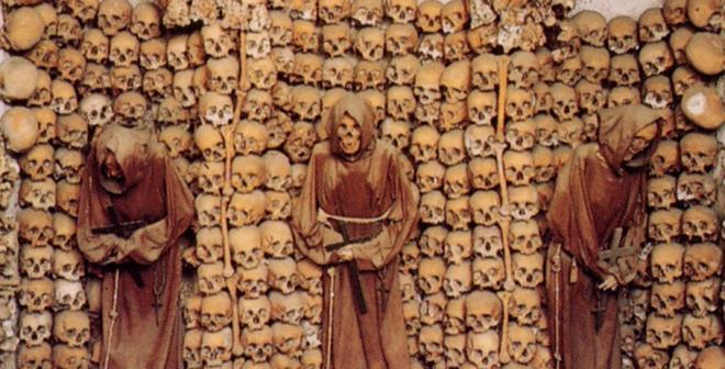 Những nghĩa trang đáng sợ nhất thế giới