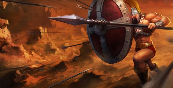 """""""Thế giới ngầm"""" tàn bạo của tộc chiến binh Sparta"""