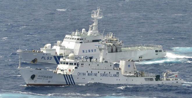 Trung Quốc đẩy nhanh tốc độ độc chiếm biển Đông và biển Hoa Đông