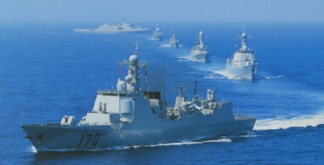 Cách Nga khiến Mỹ phải e sợ Hải quân Trung Quốc