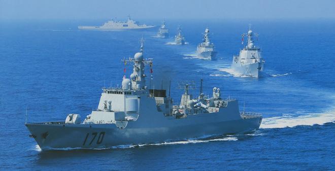 """Chiến thuật """"biển tàu"""": Vũ khí nguy hiểm của TQ ở Biển Đông"""