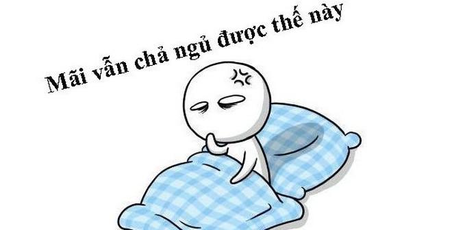 Trị mất ngủ: Mẹo giúp bạn ngủ ngay sau 1 phút